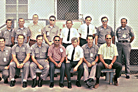 Astronaut Rescue Team 1972